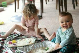ابزارهای یادگیری کودک: سرگرمی های خانگی